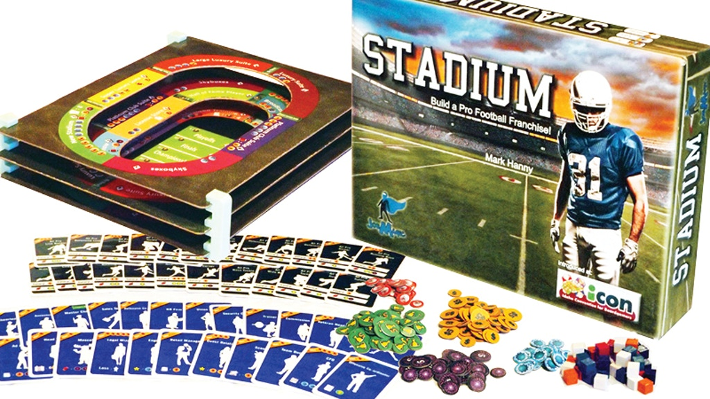Stadium Re-boot! project video thumbnail