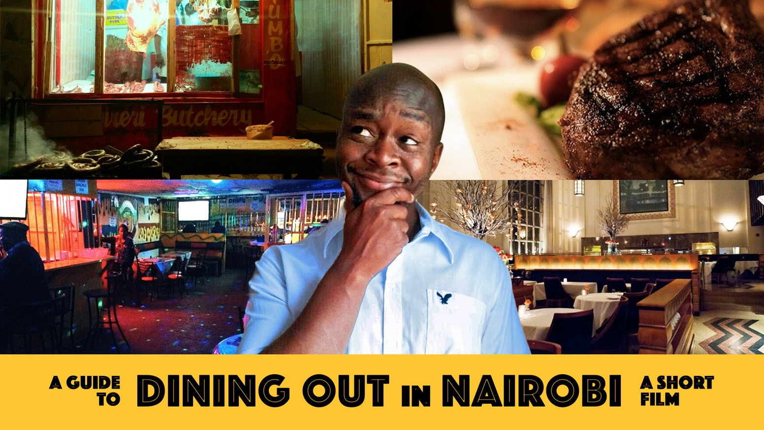 A security guard in Kenya gets a $10 USD tip (huge for him) from his wealthy boss. Just how far can he make it go?