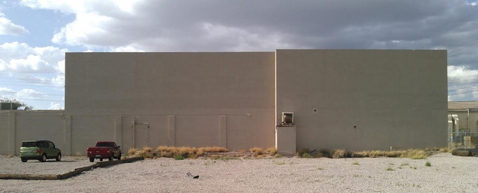 This is the wall I will be painting