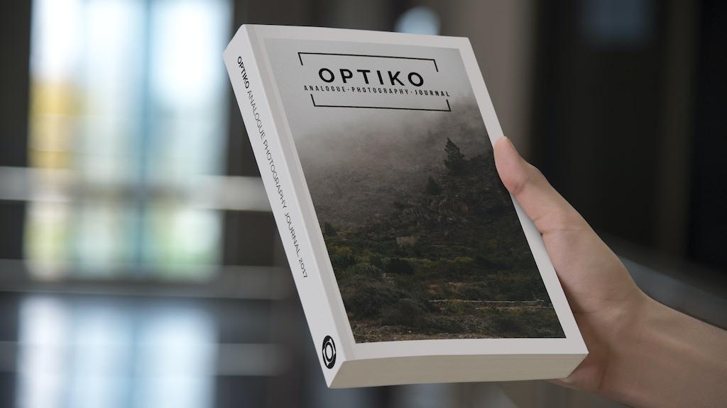 Optiko Analogue Photography Journal project video thumbnail