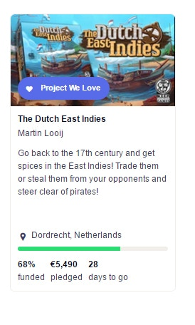 The Dutch East Indies by Martin Looij » 2/3 of the way there