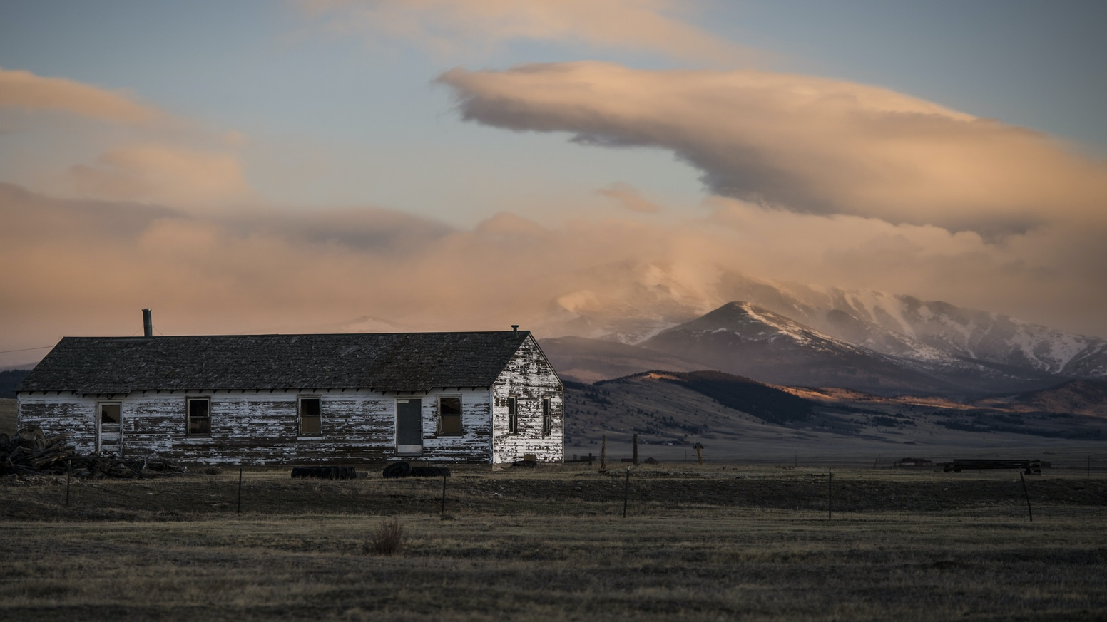 "Help transform an old cattle ranch in Colorado into a literary ""home on the range"" for writers, artists, and nature-lovers."