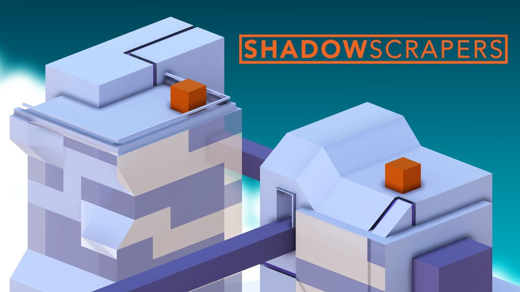 Shadowscrapers - Mobile Puzzle Game project video thumbnail