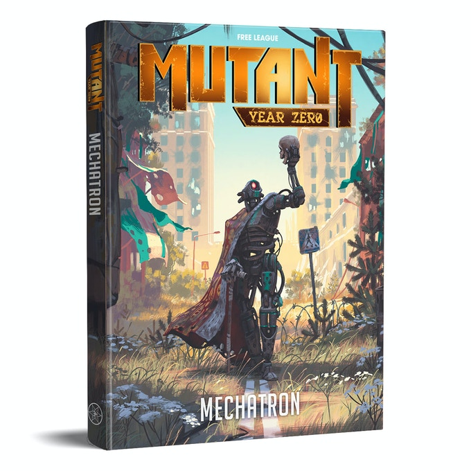 Year Zero Calendar : Mutant mechatron rise of the robots roleplaying by fria