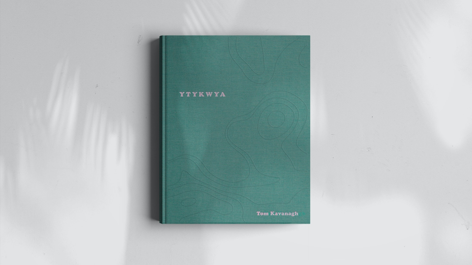 YTKWYA is a dream-like narrative about being lost, told with photographs in a beautiful hardcover, cloth bound book. A big thank you to everyone who help make this happen.