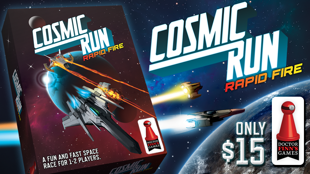 Cosmic Run: Rapid Fire project video thumbnail