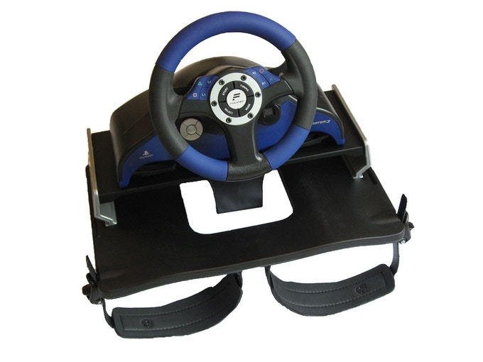 Compatible with Fanatec range of steering wheels