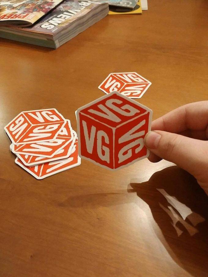 Stickers, by Sticker Mule