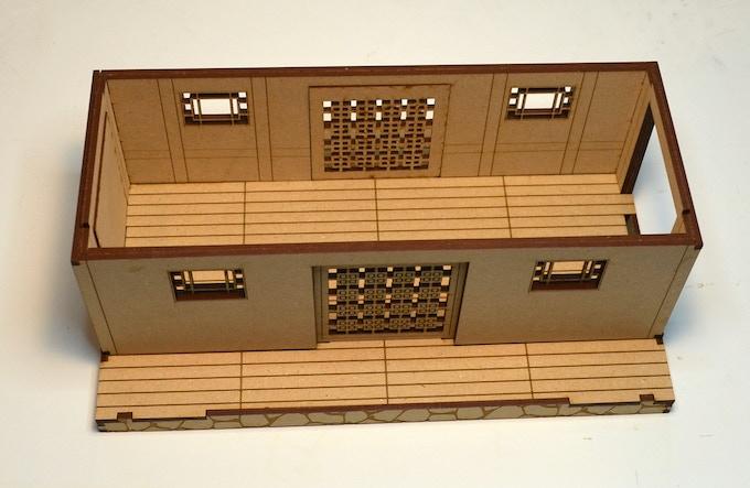 Compound Building 04