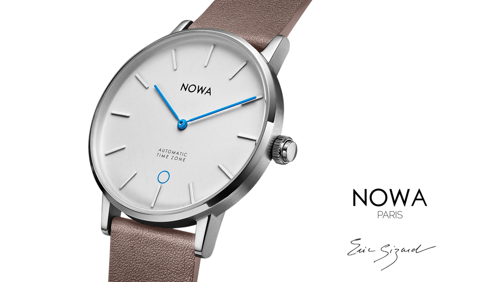 Shaper by NOWA | The World's Thinnest Hybrid Smartwatch project video thumbnail