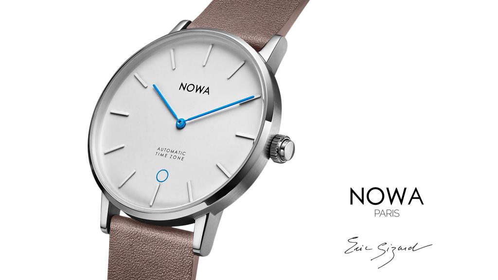 Miniature de la vidéo du projet Shaper by NOWA | The World's Thinnest Hybrid Smartwatch