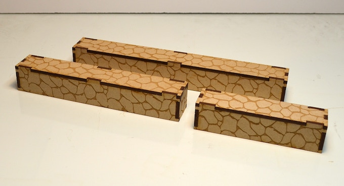 Short Wall Sections