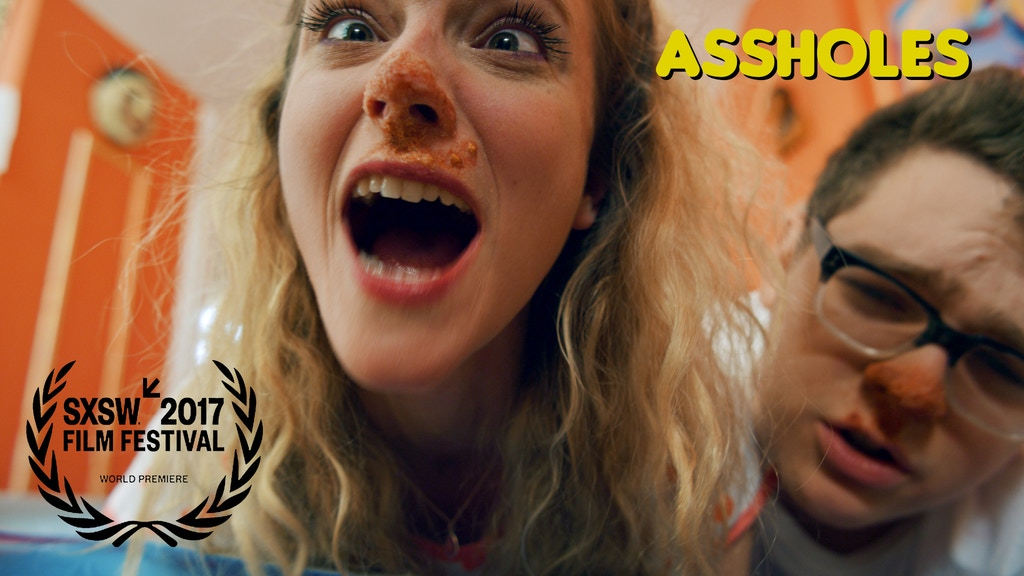 Kickstart ASSHOLES the feature film to SXSW! project video thumbnail