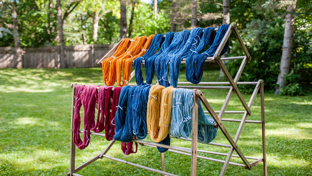 Slow Color: A Practical Guide to Natural Dyeing in the North project video thumbnail