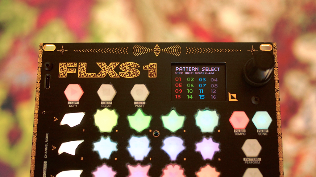 Zetaohm Fluxus One Voltage Sequencer project video thumbnail