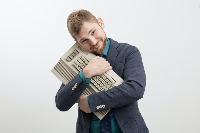 Michal Tazycki - 64Bites.com