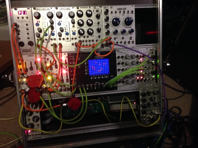 Pal's modular synth
