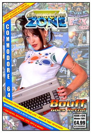 Commodore Zone