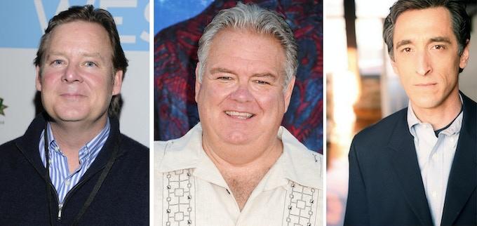 Joel Murray, Jim O'Heir and David Pasquesi!