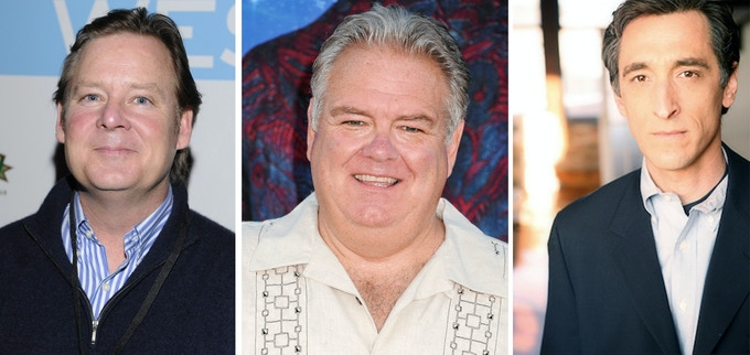 Joel Murray, Jim O'Heir and David Pasquesi!