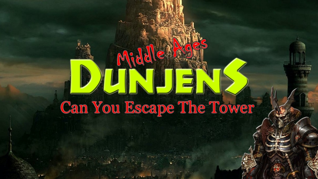Project image for Dunjens Escape The Tower