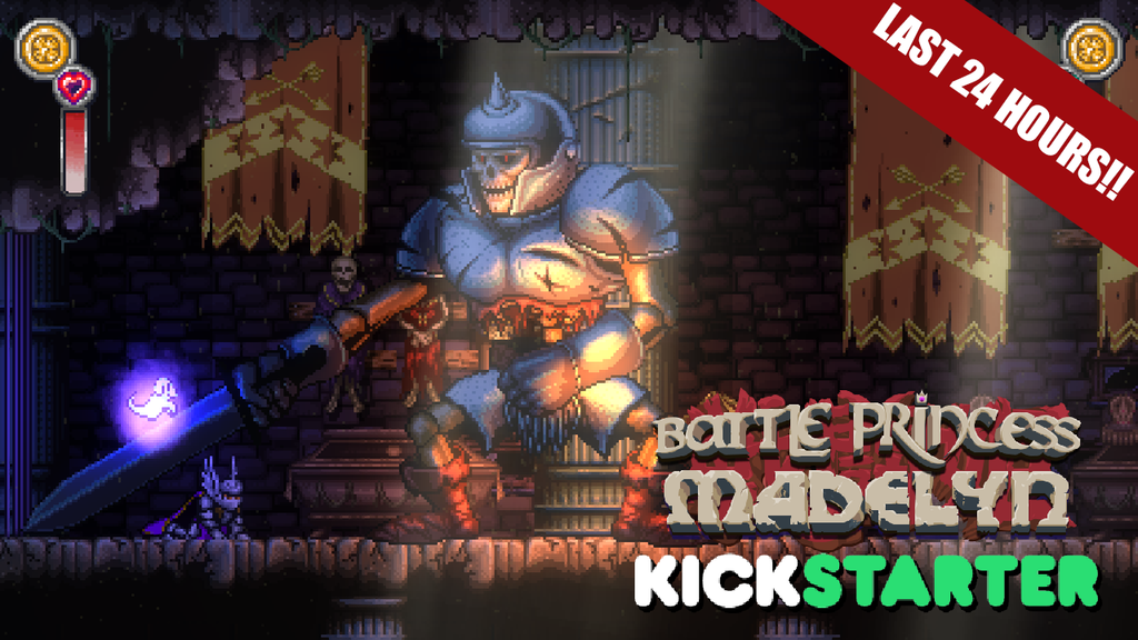 Battle Princess Madelyn project video thumbnail