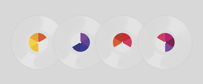 Center Label Designs (Mockup)