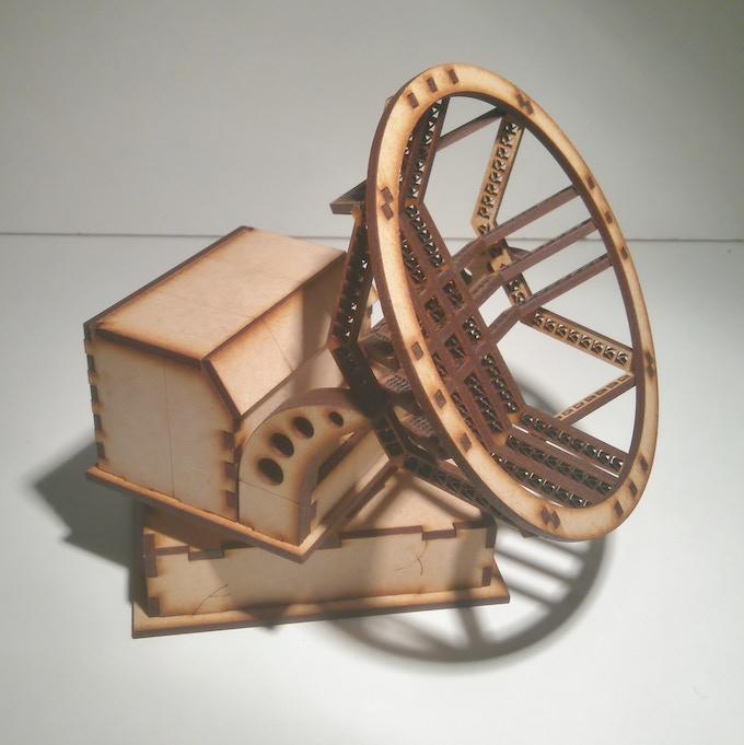 Radar Station Front
