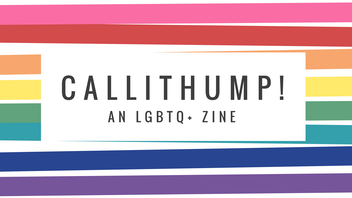 Callithump! • an LGBTQ+ zine