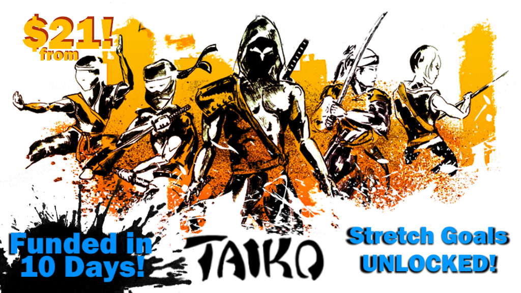 TAIKO project video thumbnail