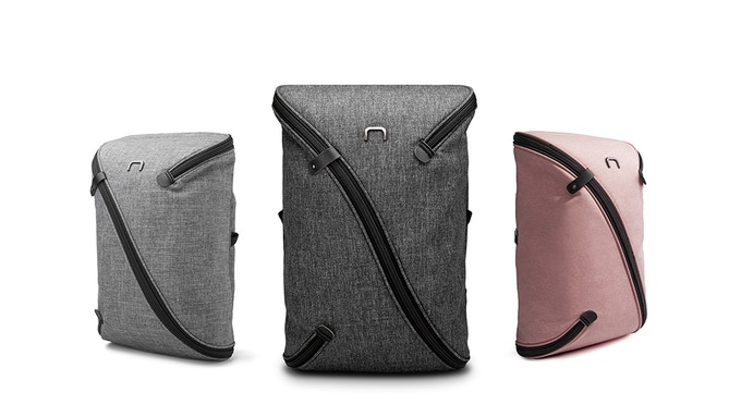 UNO II is in 3 colors, and 2 sizes