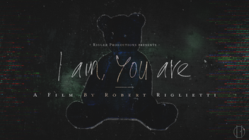 I am, You are - Honors Senior Thesis Film