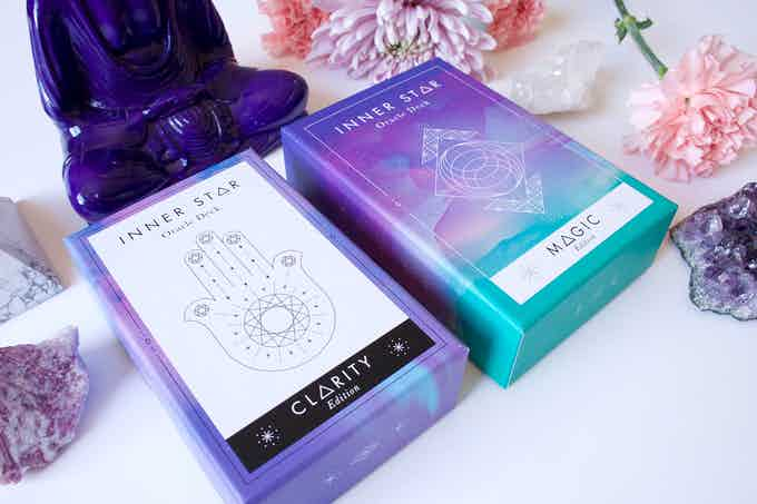 Inner Star Oracle Deck - Clarity + Magic Edition