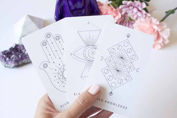 Clarity Edition - Cards Close-up