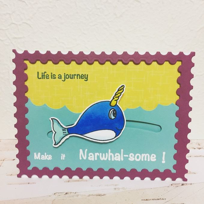Make Life Narwhal-some!