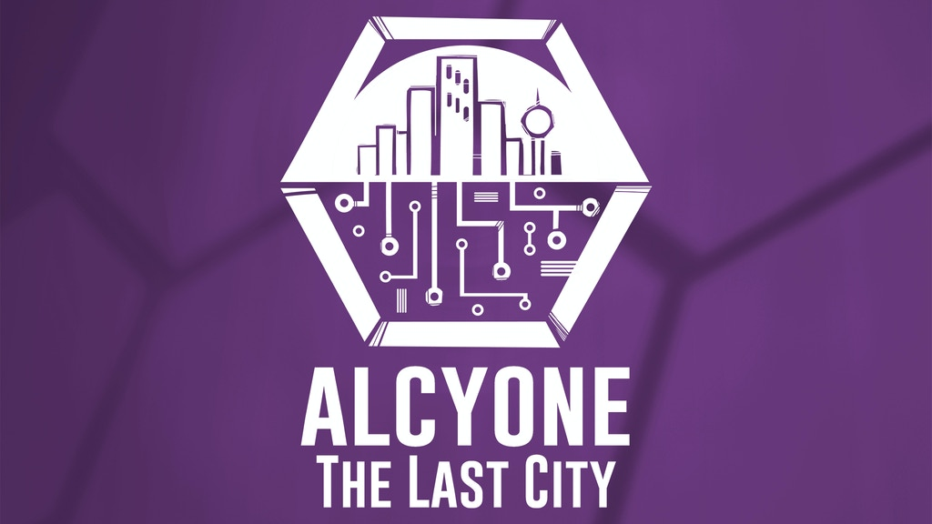 Alcyone: The Last City — interactive fiction video game project video thumbnail