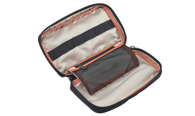 Travel Cord Organizer Interior