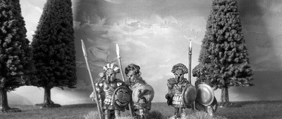 Spartan commanders