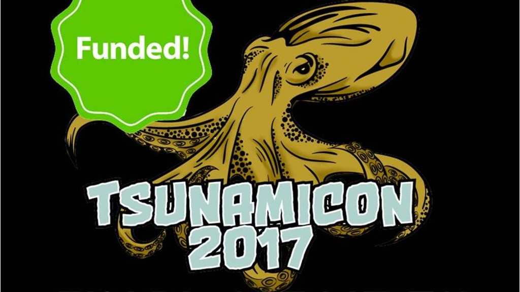 TsunamiCon 2017 Wichita's Premier Tabletop Gaming Convention project video thumbnail