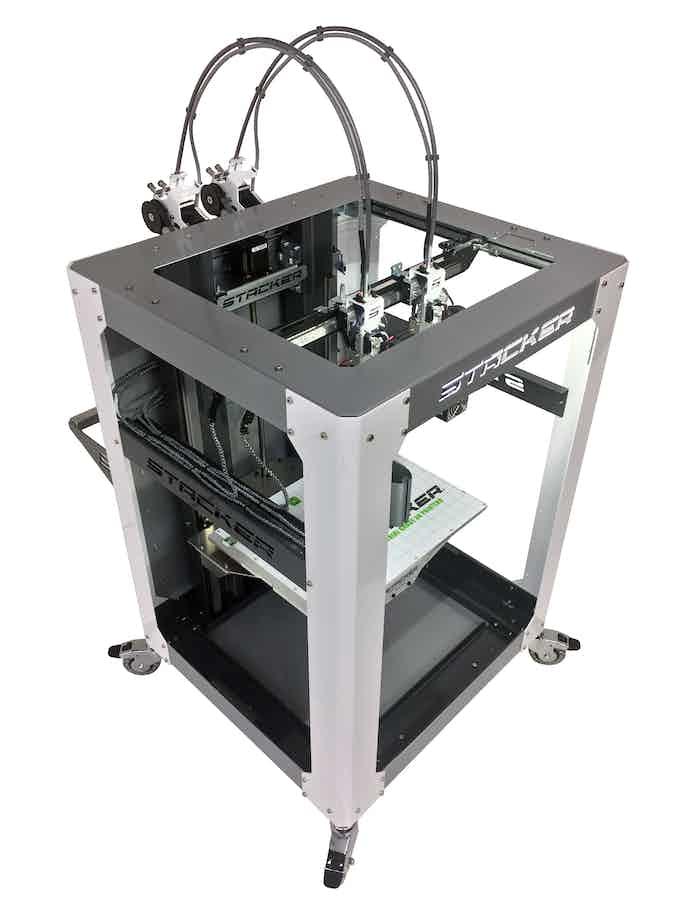 The S2 Industrial Grade 3D printer
