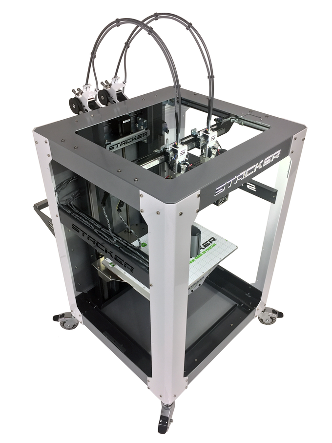 The S2 Industrial Grade 3D printer