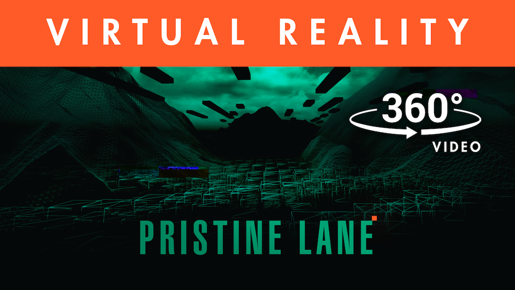Pristine Lane, Virtual Reality Afterlife Experience project video thumbnail