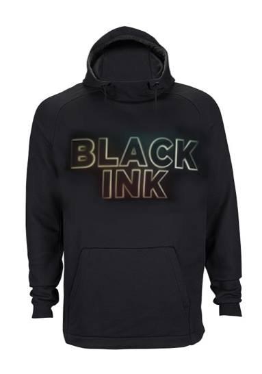 BLACK INK hoodie