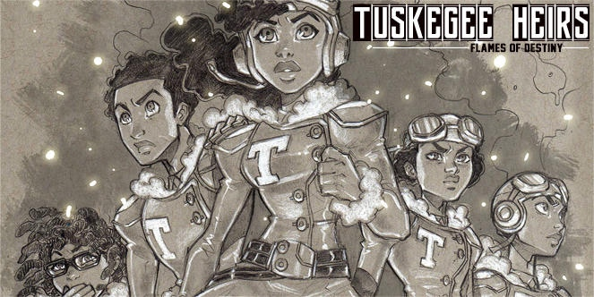 Tuskegee Heirs artwork