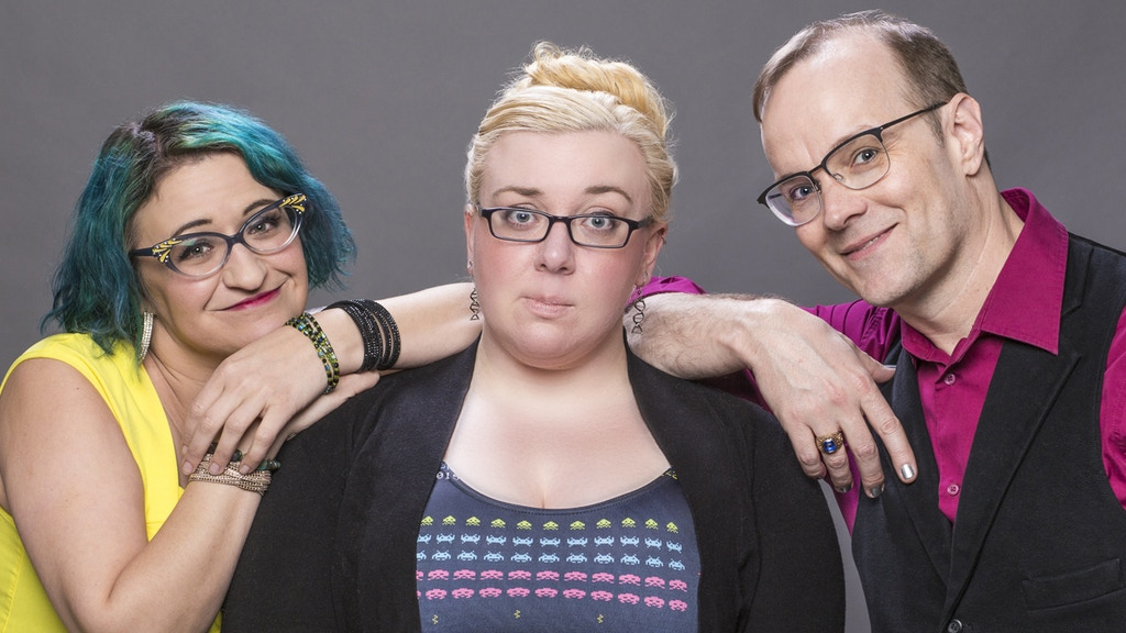 """The PDX Broadsides' New Nerd Album: We Have """"Trust Issues"""" project video thumbnail"""