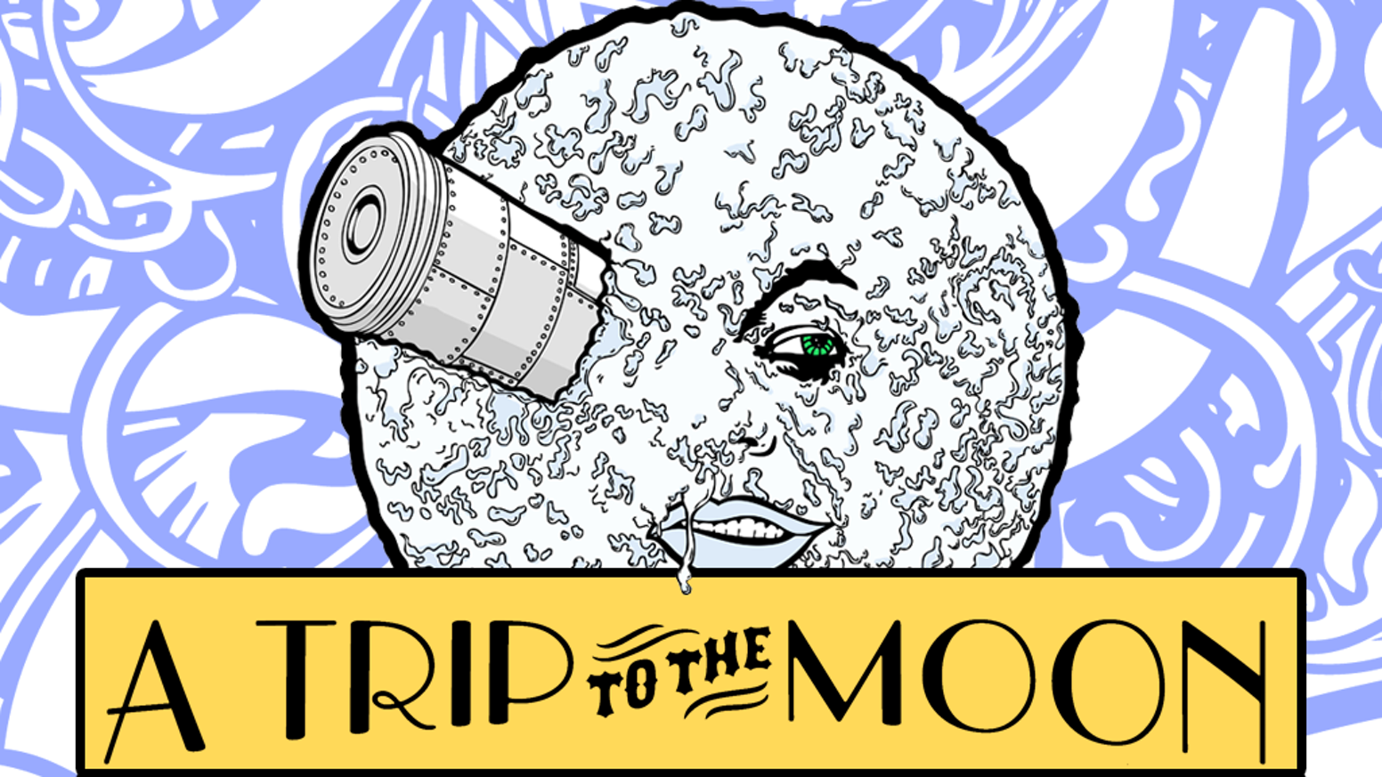 A Trip to the Moon Coloring Book by Peter Podgursky — Kickstarter