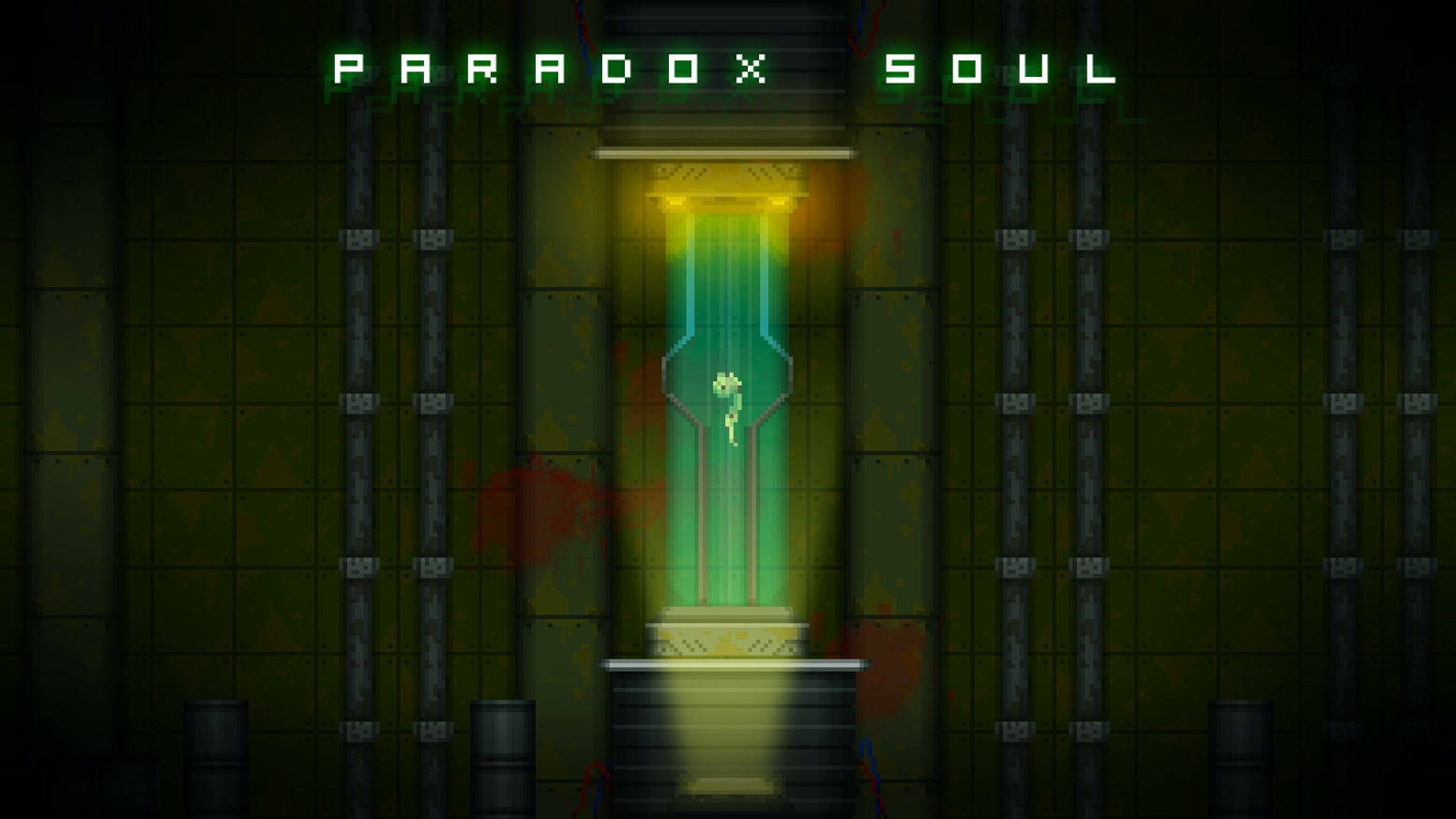 """Dark and mysterious 2D """"metroidvania"""" explorative action game!"""