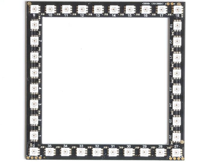 RasPiO Inspiring square board