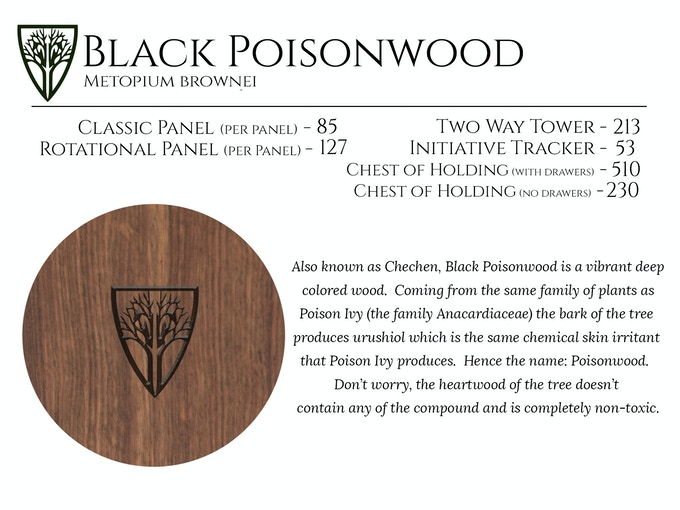 Black Poisonwood