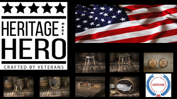 Heritage Made Hero - Stand in Solidarity with our Veterans